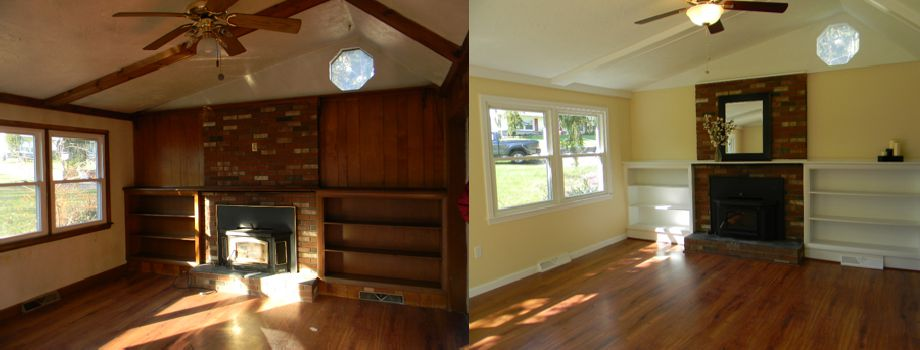 Find your flip house for House flips before and after